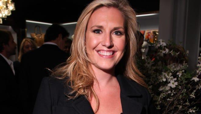 CNN's Poppy Harlow in May 2011 in New York.