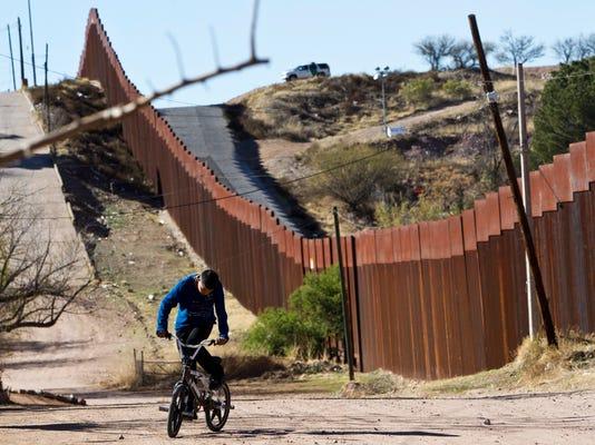 Rockings in Nogales