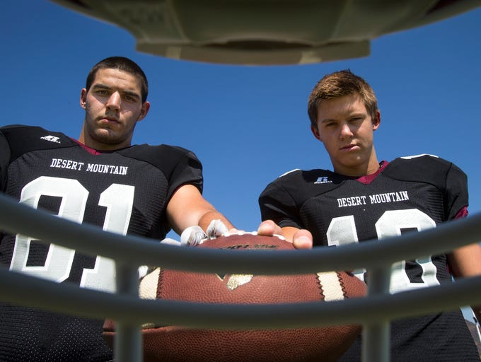 Mark Andrews and Kyle Allen recently shined on Arizona high school football fields, but now take their games to a whole new level. Where are they now? azcentral sports takes a look at them and the 213 other former Arizona high school football players on Football Bowl Subdivision (FBS) rosters for the 2014 college football season. Players listed in alphabetical order. This gallery includes players with last names A-G.
