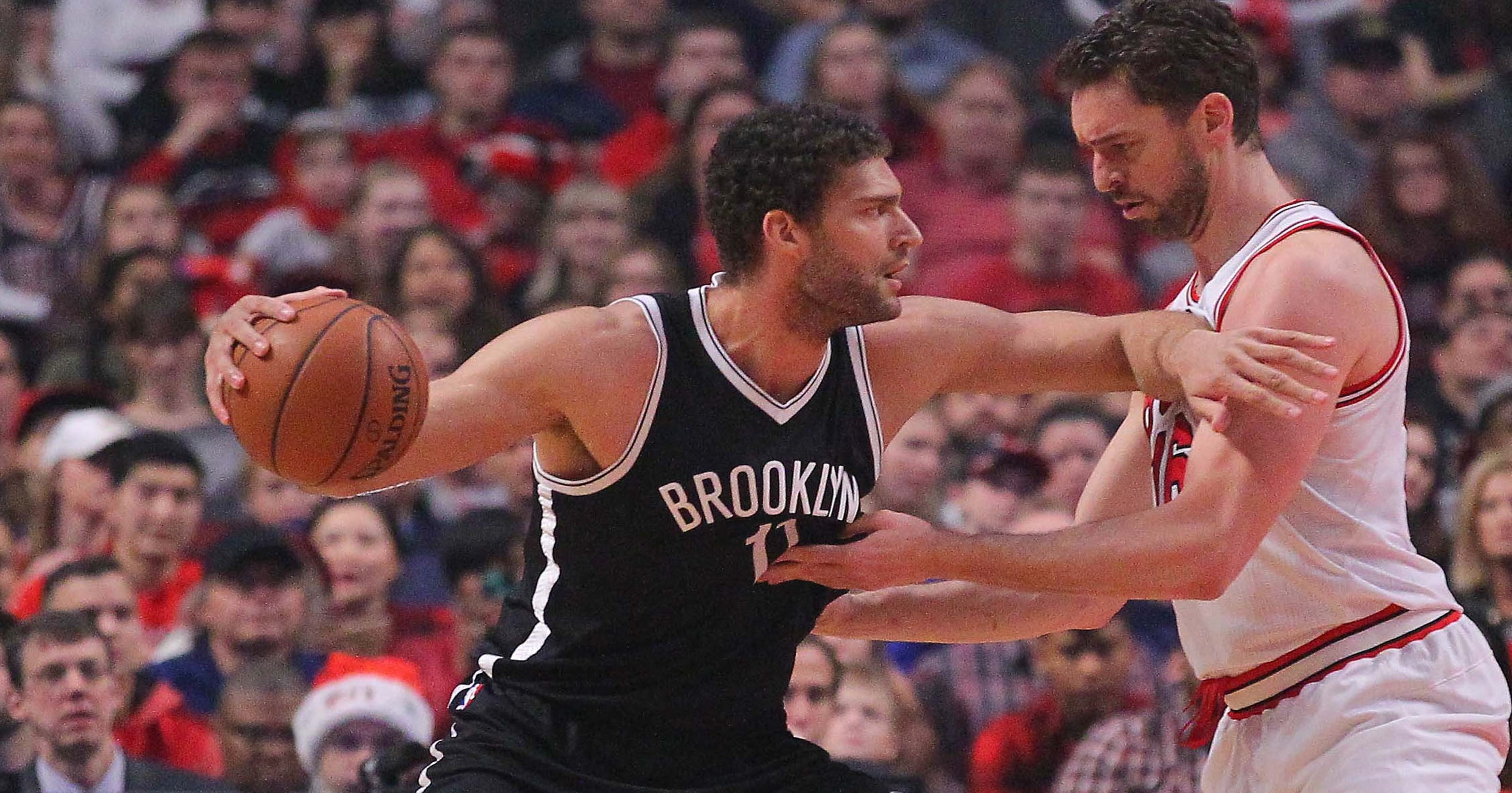 Nets hand struggling Bulls 3rd straight loss 9919a29b4