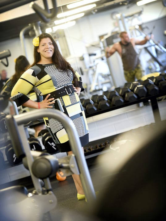 Doris Garcia transformed her life with the help of the United Way, the YMCA and her church. After losing 70 pounds Garcia is determined to keep going.