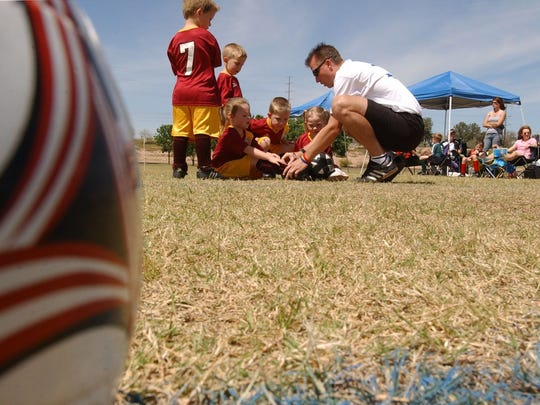 The Arizona Soccer Club prepares kids to compete at