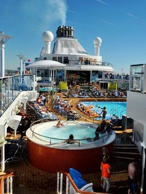 Port Canaveral Seeks Royal Caribbean Mega Ship