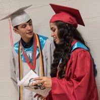 Clarenceville High School Graduation