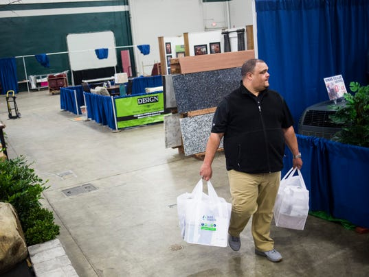 With spring around the corner home and garden show returns for Richmond home and garden show 2017