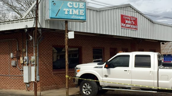 Uncle T's is opening in the former Cue Time in Scott soon.