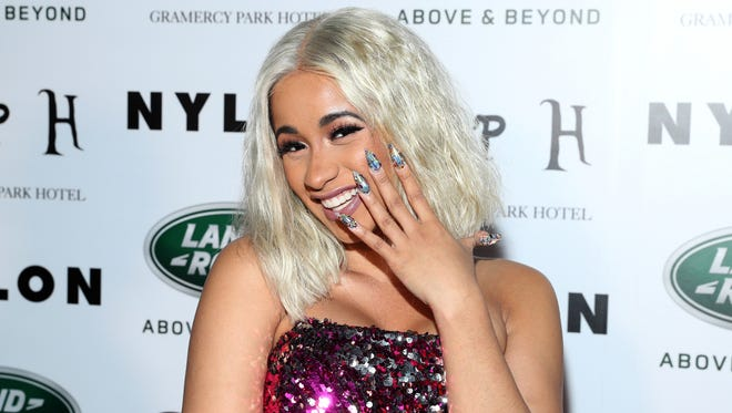Cardi B, how does it feel to be number 1?