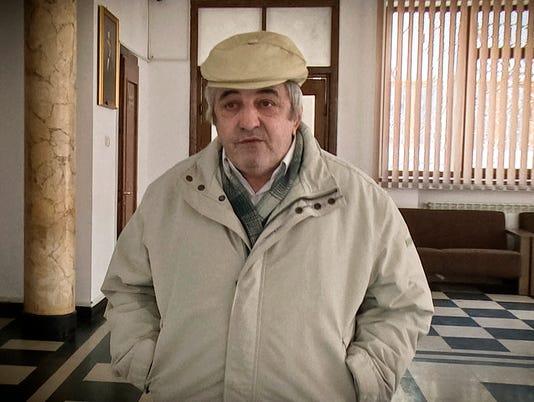 AP ROMANIA DEAD MAN WALKING I ROU