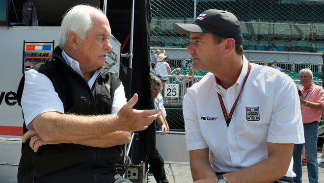 "Roger Penske called Tim Cindric in 1999.  ""He says, 'I haven't won a race in two and a half years and I need to find not just a team manager, I need to find someone to hand the keys to this team to,'"" Cindric said. ""'I need someone that is going to be my partner in racing.'"""