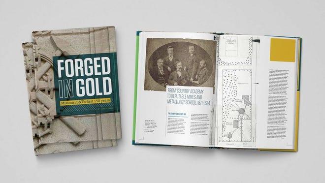 The new Missouri S&T history book.