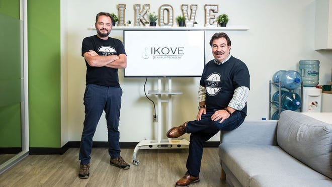 Rodolfo Bellesi and Flavio Lobato of Ikove Capital