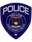 Taylor Police Patch