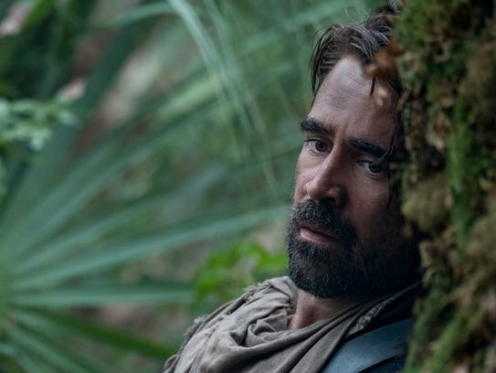 Wounded soldier John McBurney (Colin Farrell) doesn't