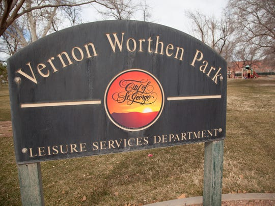 A memorial tribute to law enforcement officers and military personnel who put their lives on the line to defend the public will take place Sunday night at St. George's downtown Vernon Worthen Park.
