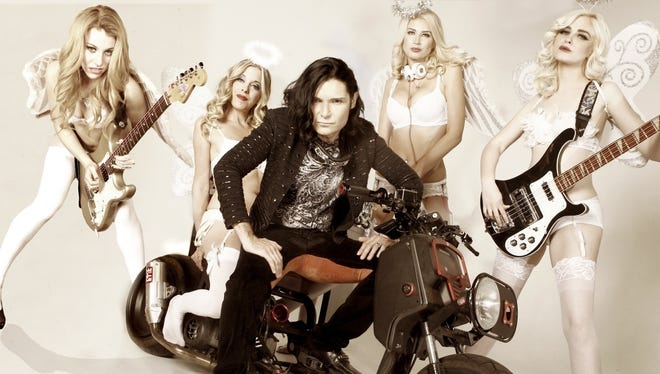 Former child star Corey Feldman is fronting a rock band, Corey Feldman and the Angels, and playing a Shank Hall show June 28.