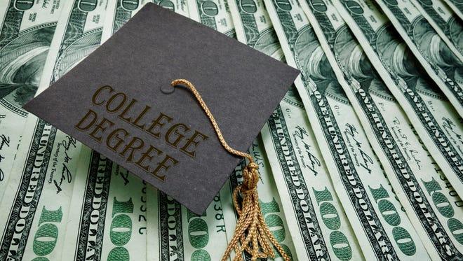Student debt is still rising.