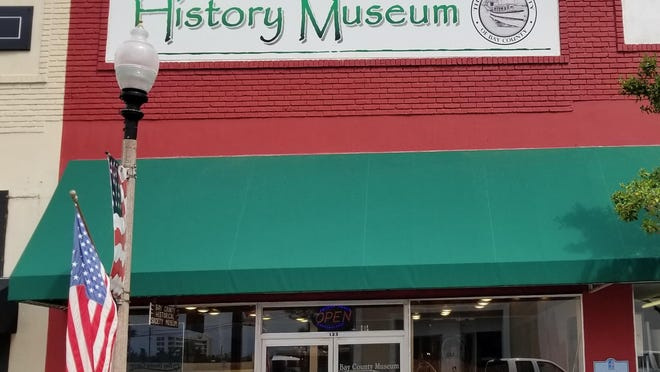 The Bay County History Museum in downtown Panama City is participating in National Museum Day on Saturday.