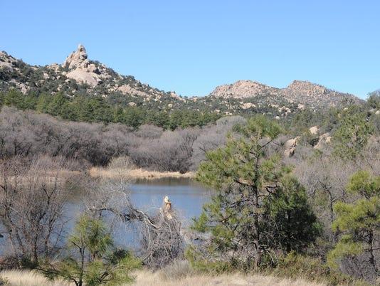 Granite Basin Hikes Easy Way To Explore Prescott