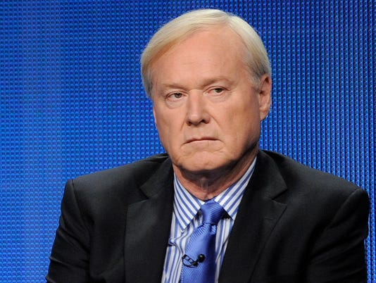 AP SEXUAL MISCONDUCT-CHRIS MATTHEWS A ENT FILE USA CA