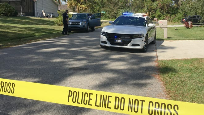 Pal Bay police are investigating a suspicious death.