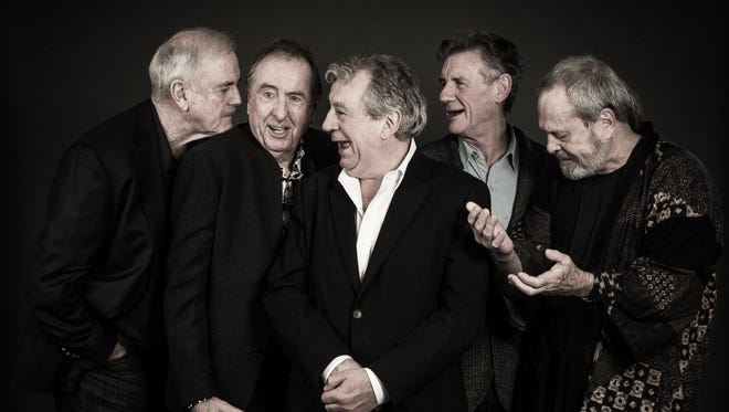 The Monty Python gang is back.