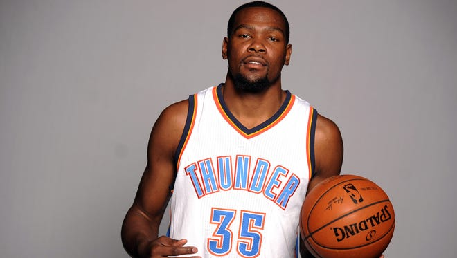 Thunder forward Kevin Durant has a Jones fracture in his foot.