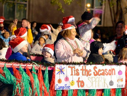 Pensacola Christmas Parade 17