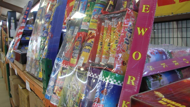 Consumer fireworks brought in $825 million in revenue in 2016 according to the American Pyrotechnics Association. In Carlsbad, N.M. there are six consumer fireworks stands in business just outside city limits.