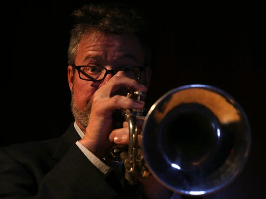 Doug Prosser, principal trumpet player for the RPO,