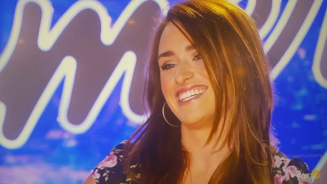 """YouTube Maryville native Laurel Wright auditions for the final season of """"American Idol."""""""