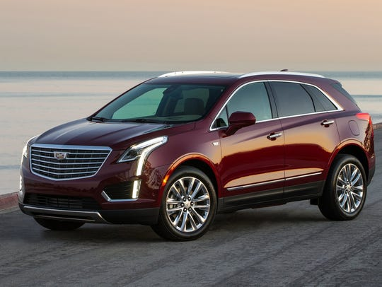 Sales of the Cadillac XT5 crossover jumped 19.5% in
