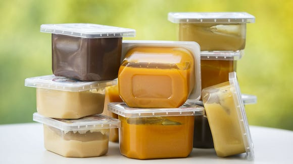 Baby food is essential for parents with older little ones.