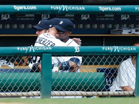 USP MLB_ Chicago White Sox at Detroit Tigers