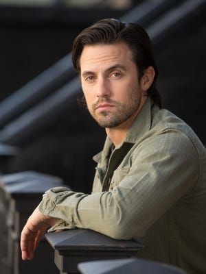 Milo Ventimiglia plays devoted husband and father Jack Pearson on NBC's hit drama, 'This Is Us.'