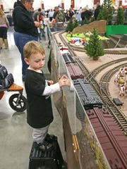 Trainfest chugs back into Wisconsin State Fair Park this weekend.