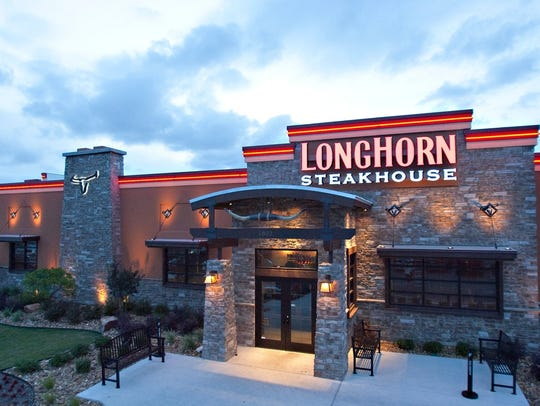 LongHorn Steakhouse has opened a second Knoxville location