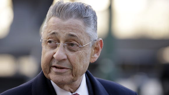 Sheldon Silver Former Assembly Speaker Sheldon Silver,was convicted late last year on federal corruption charges, as was former Senate Majority Leader Dean Skelos.