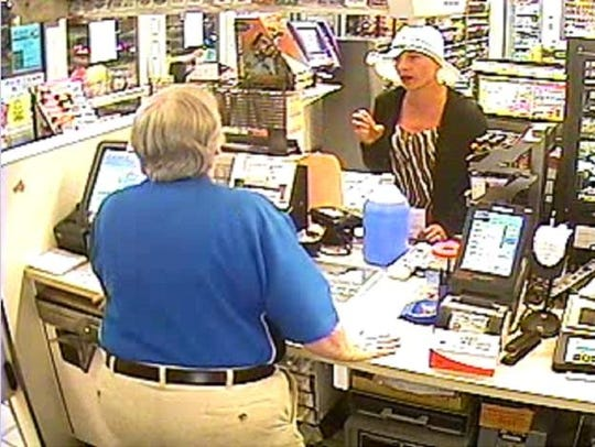 Police need help identifying the female pictured with