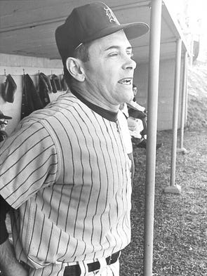 Tubby Raymond in March 28, 1963.