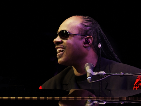 Stevie Wonder -- who was given the first Epitome of