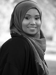 Farhiya Iman, 2007 Technical High School graduate,