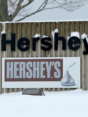 Hershey Chocolate of Virginia, Inc. in Stuarts Draft.