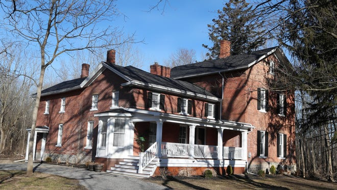 This historic estate in Wheatland was restored and is now on the market for $300,000.