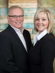 Tim and Laurie Briggs of Berkshire Hathaway HomeServices California Properties (BHHS)
