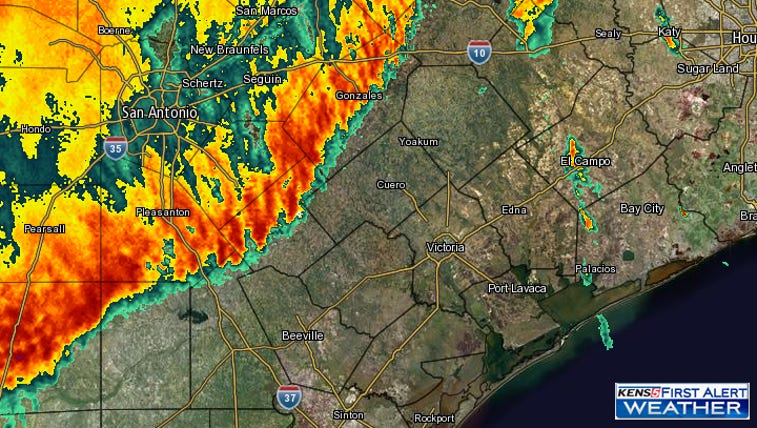 KENS 5 First Alert Weather