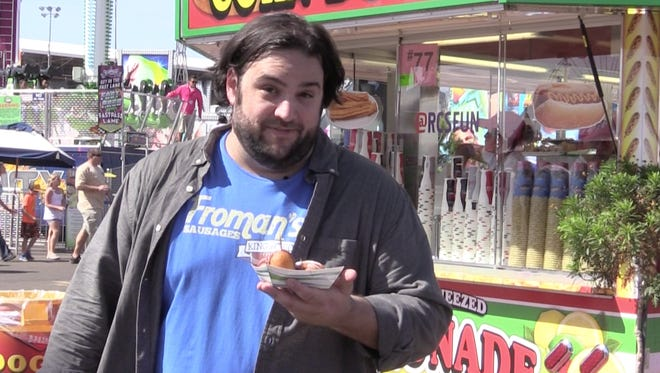 Dominic Armato hits the Arizona State Fair for the second year in a row. See what his take is on it this year