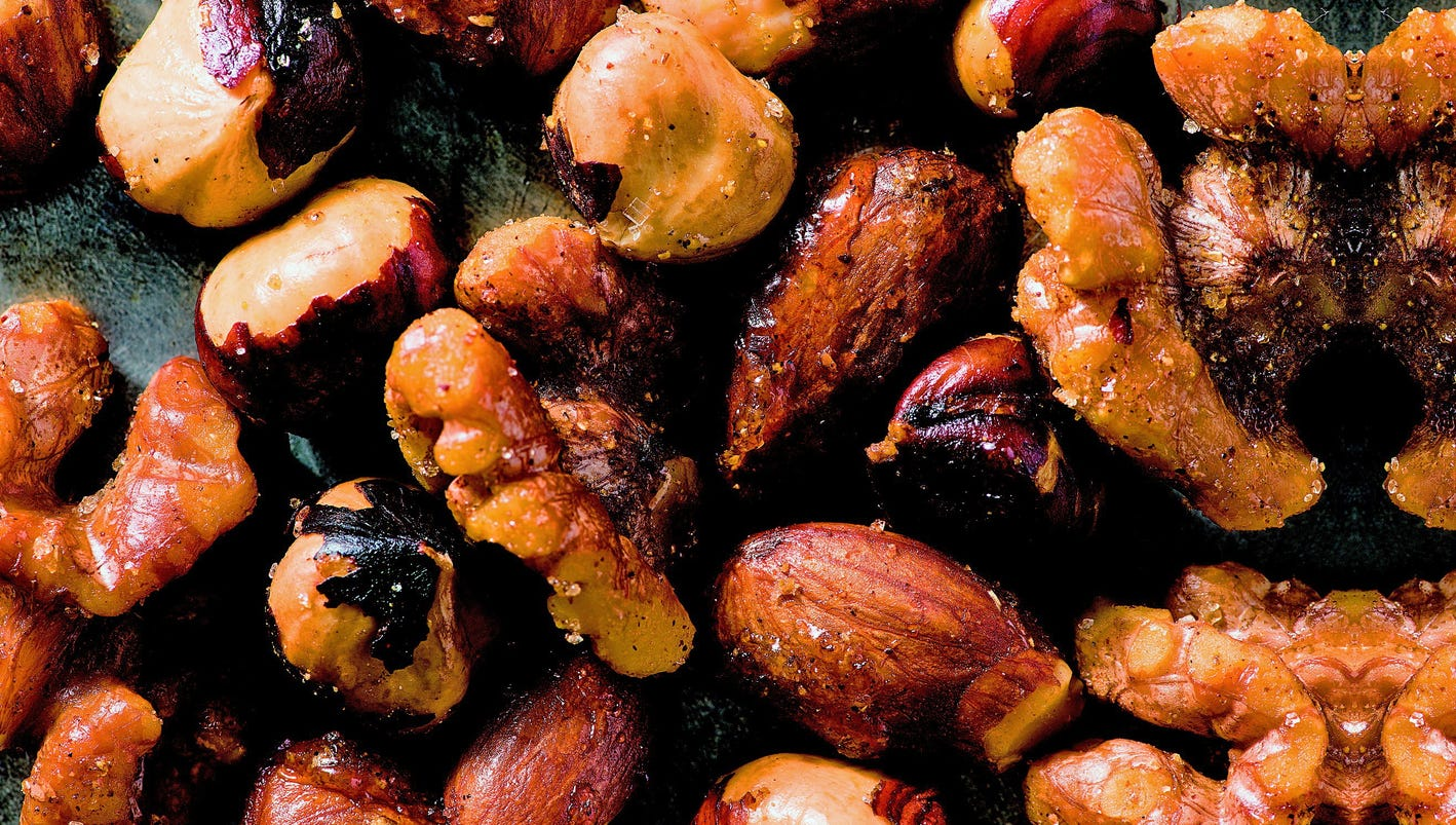 Spiced Nuts Recipe Food Network