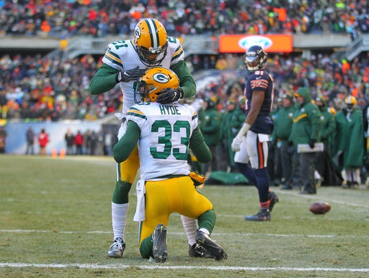 packers bears today