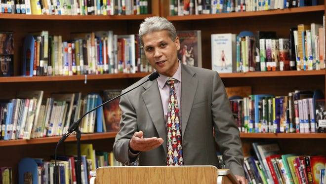 There have been small victories for city schools Superintendent Bolgen Vargas.
