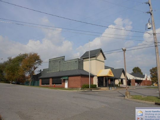 A Chick-fil-A restaurant is planned for 5805 Nolensville